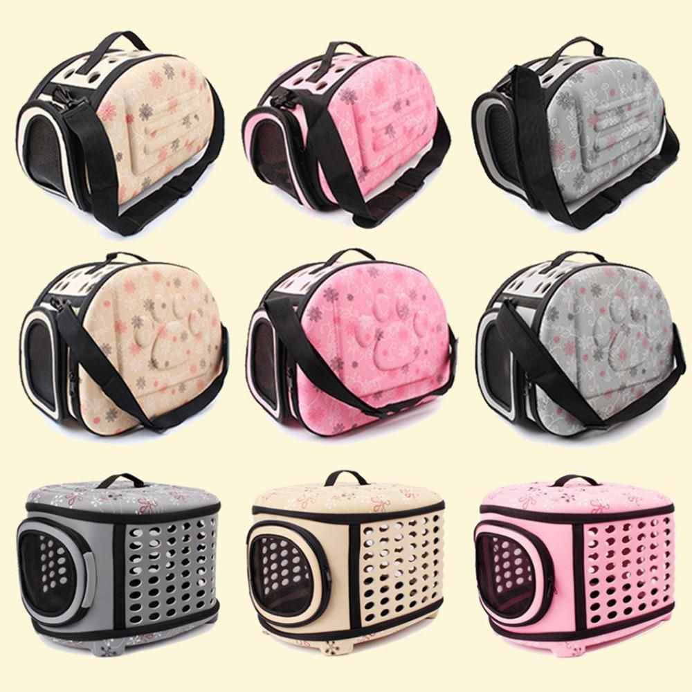 Pet Carrier Puppy Dog Cat Outdoor Travel Shoulder Bag For Small
