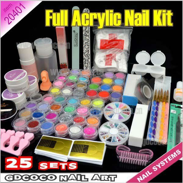 For A Set Of Acrylic Nails The Technician Will First Ly Primer To