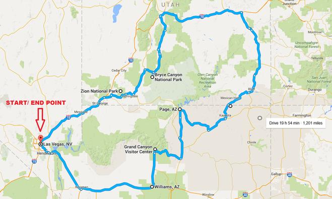 The Big 5 Utah >> The Ultimate National Park Road Trip Visit 5 Utah Parks In