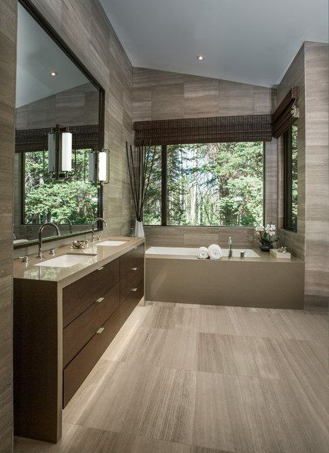 17 Beautiful Examples How To Decorate Your Dream Bathroom Master