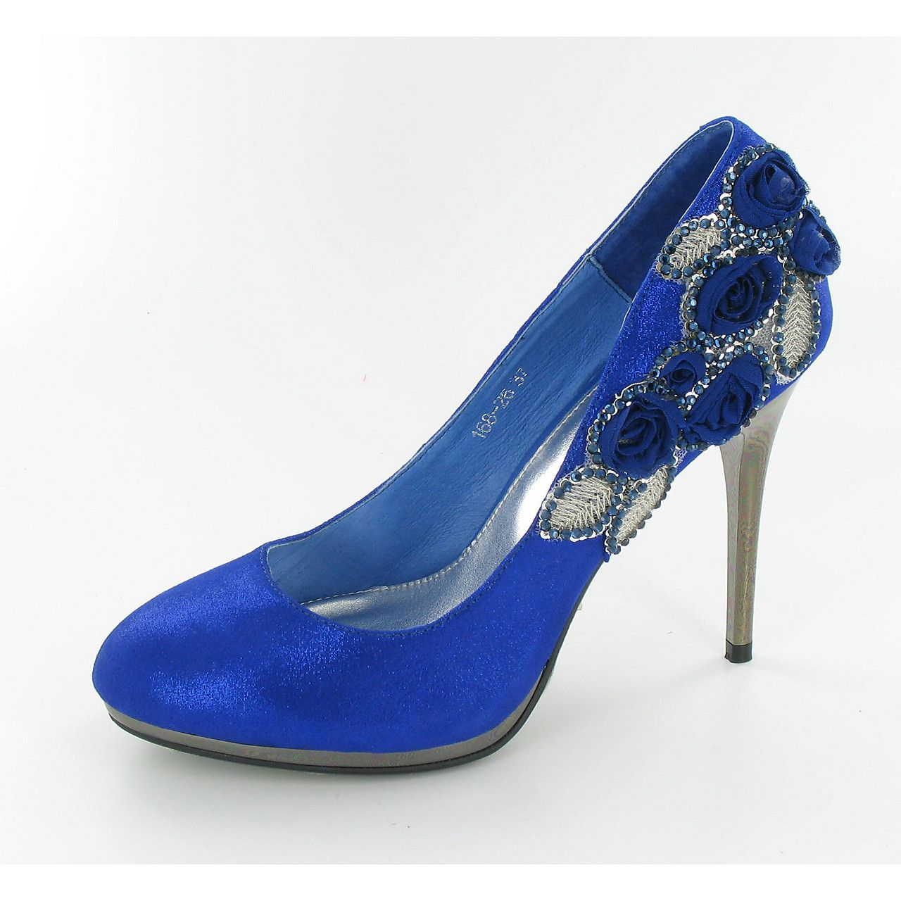 Royal blue heels by helen heart blue shoes dress blues and