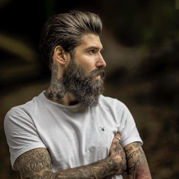 barbe longue des centim tres et des sentiments beardstyle beard styles bearded men et. Black Bedroom Furniture Sets. Home Design Ideas