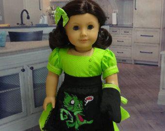 Hokus Pokus Hexenkleid oder Halloween-Kostüm von CupcakeCutiePie
