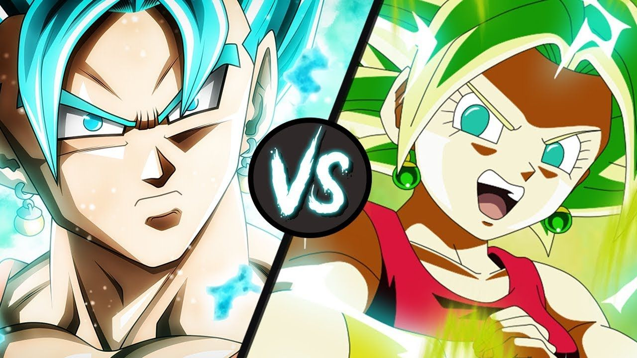 Vegito Blue Vs Super Saiyan 2 Kefla Dragon Ball Super Dragon Ball Super Dragon Ball Goku Vs Jiren
