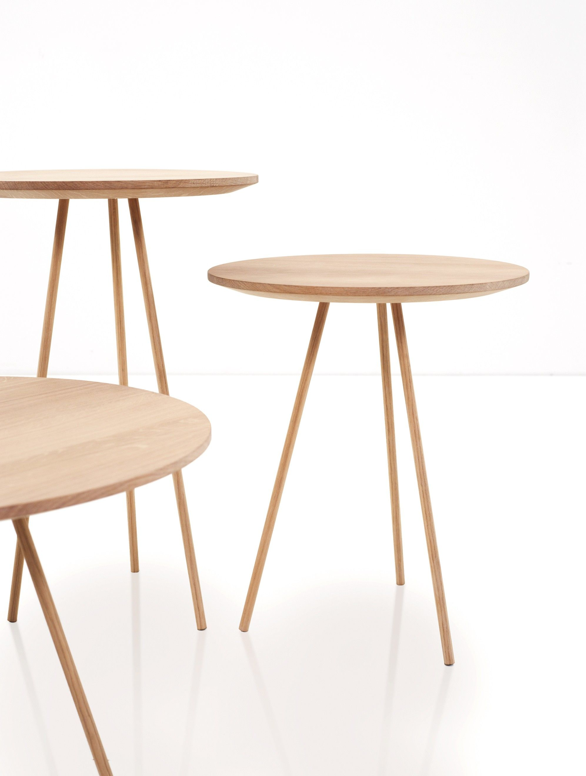 Mobilia design coffee and side tables - The Minimalist Drip Side Table Was Designed By Bernhard M Ller For His Label More As A Single Coffee Table In Your Living Room Or As A Side Table Combined