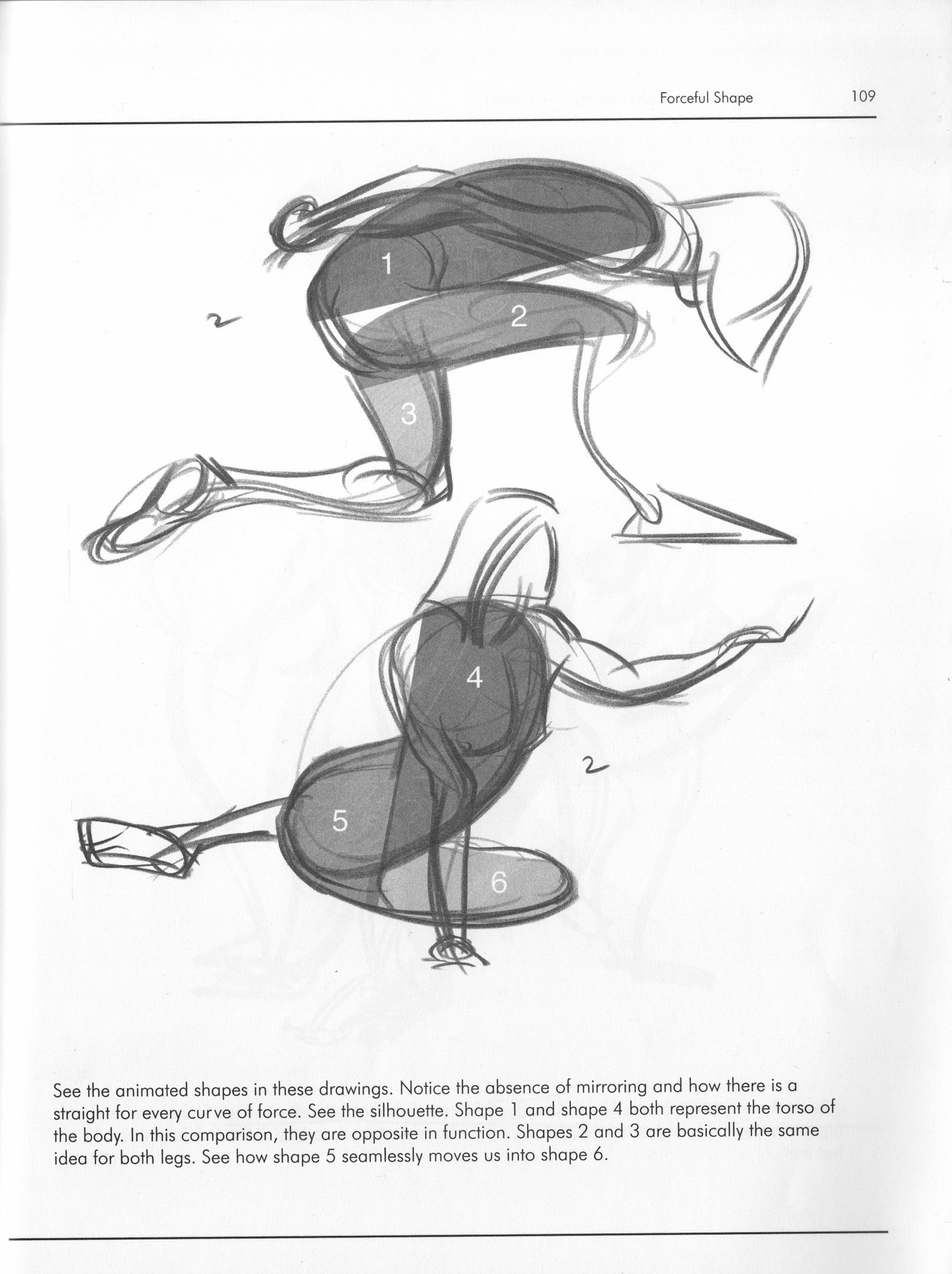Force Dynamic Life Drawing for Animators forceful