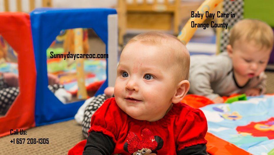 Baby Day Care in Orange County, Anaheim California