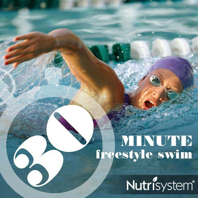 30 minute freestyle swim. Swimming workout, Freestyle