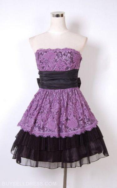 7f29b0ccc7 Betsey Johnson Black Mini Tea Party Dress