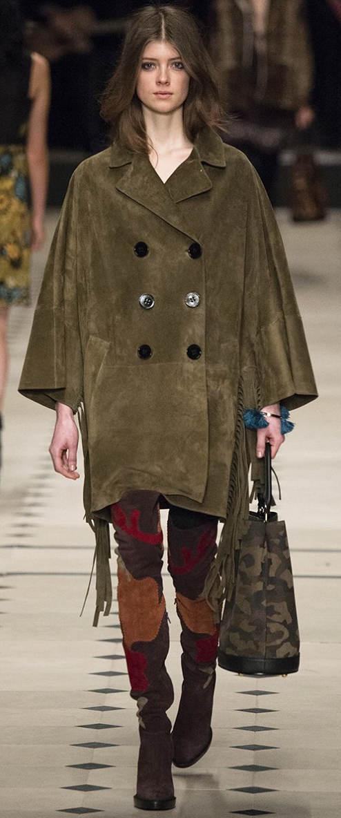 Burberry Prorsum Fall 2015 RTW