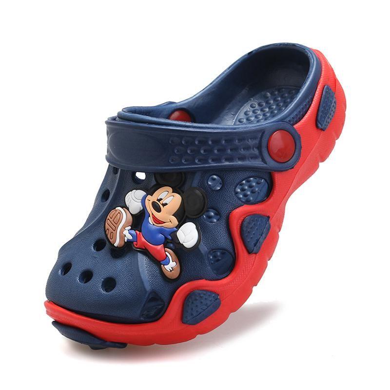 914d96b2c 2018 Summer Garden Shoes Child Slipper New Cartoon Baby Beach Slipper  Children Sandals Wholeas EVA Anti-slip Girls Boys Slippers.