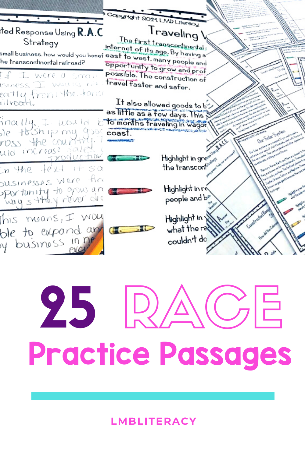 Nonfiction Race Strategy Practice Passages Grades 3 5 Distance Learning Teaching Writing Passage Writing Nonfiction Reading Passages [ 1500 x 1000 Pixel ]