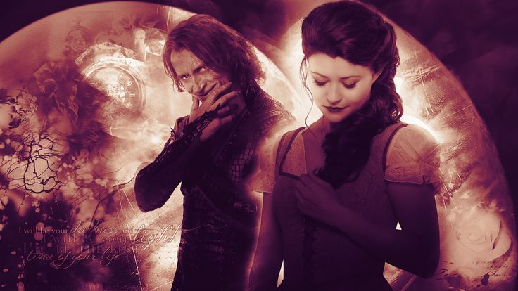Wallpaper Once Upon A Time Pinterest Rumpelstiltskin Belle Rumpelstiltskin Once Upon A Time Rumple And Belle