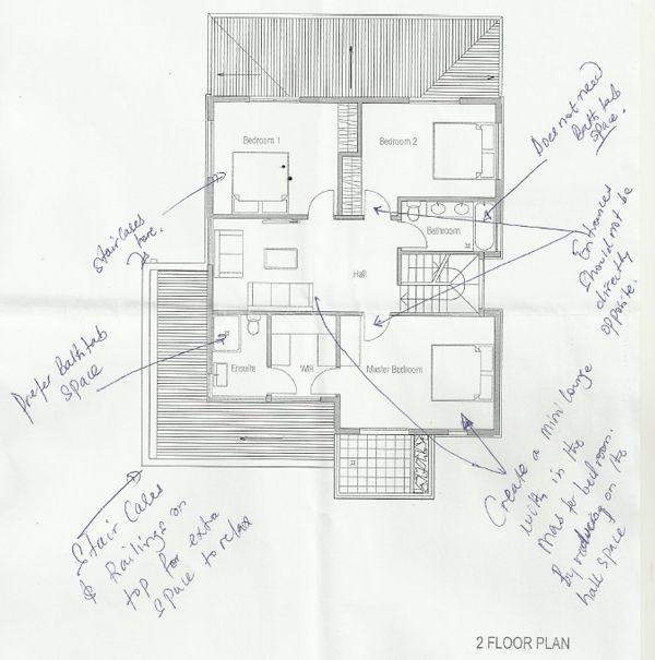 Modification Sample | House Plans U0026 House Designs