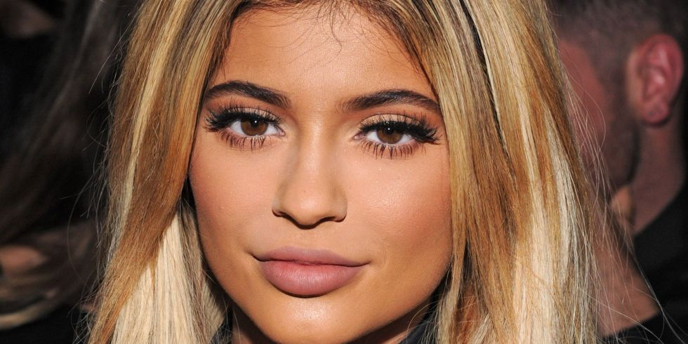 Kylie Jenner Wore a Lipstick From Her Not-Yet-Released Collection — And It's Amazing