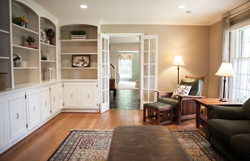 Staging A Family Home – Working With What You Have