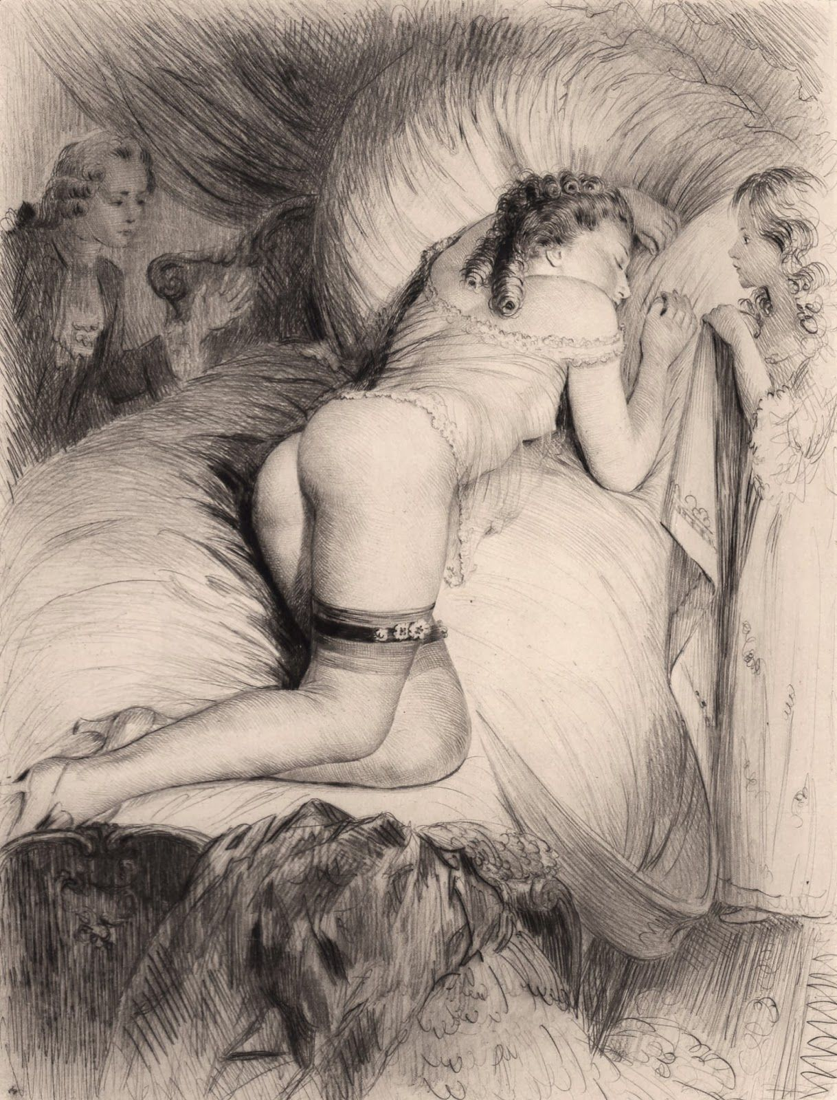 Erotic drawings and pictures gallery