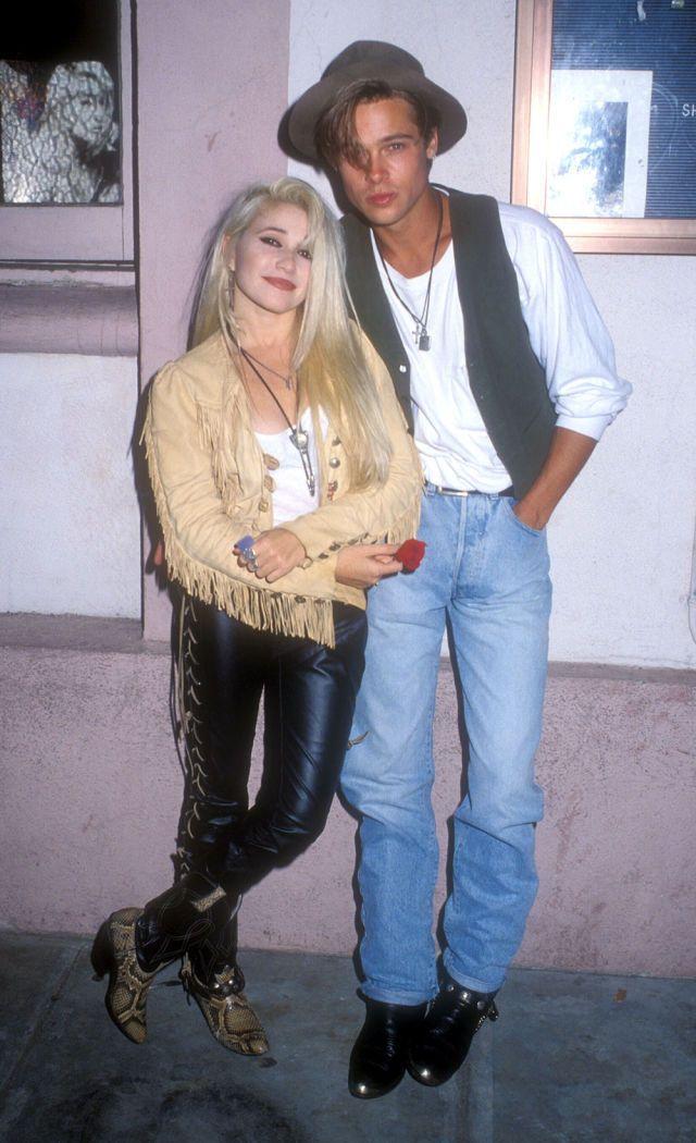 Brad Pitt dating tidslinje