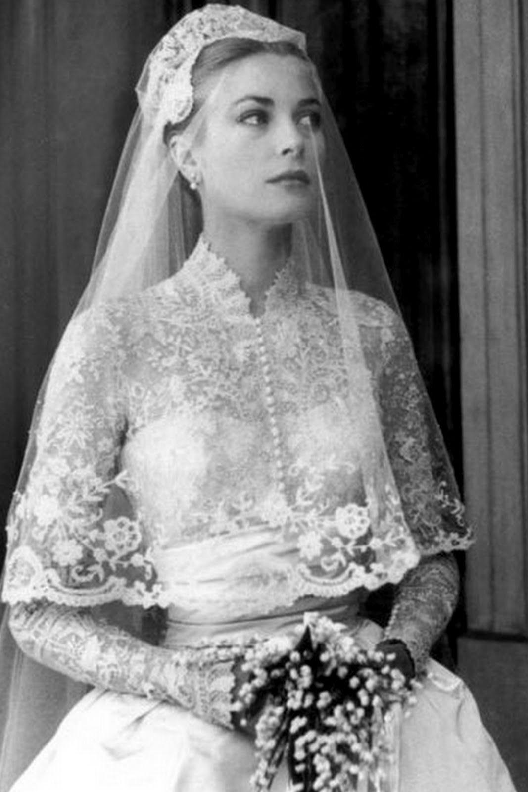 Grace Kelly Ii Grace Kelly Wedding Grace Kelly Wedding Dress Princess Grace Kelly [ 1600 x 1067 Pixel ]