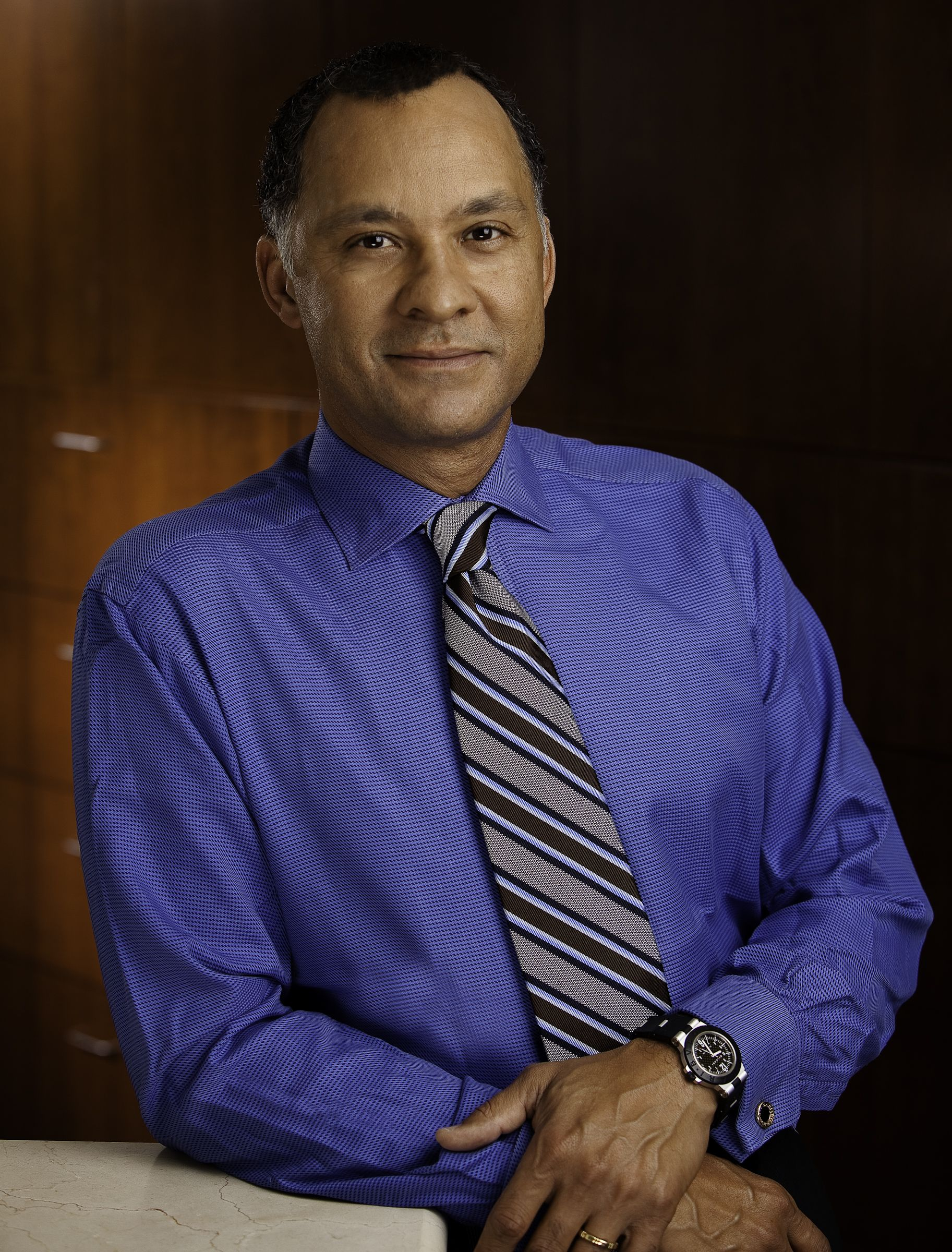 Miguel A. Delgado, Jr., MD holds the two credentials most