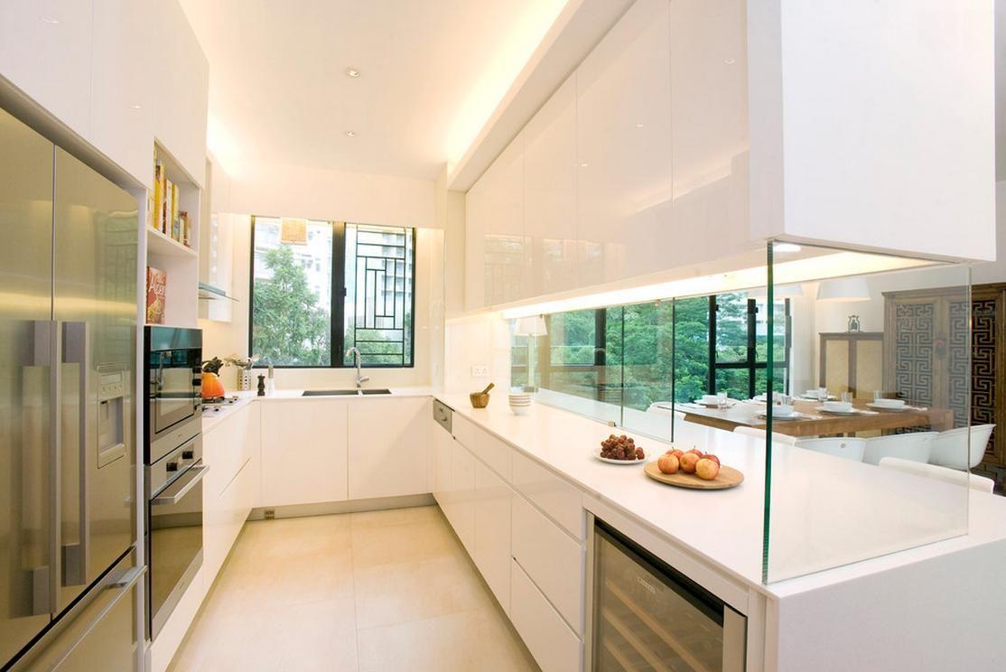 Ideas para zonas de cocina abiertas al salón | Cocinas abiertas ...