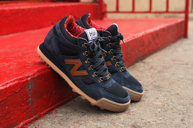 a9d768f1f505 x Herschel 710 Sneaker in Blue. x Herschel 710 Sneaker in Blue New Balance  Hiking Shoes ...