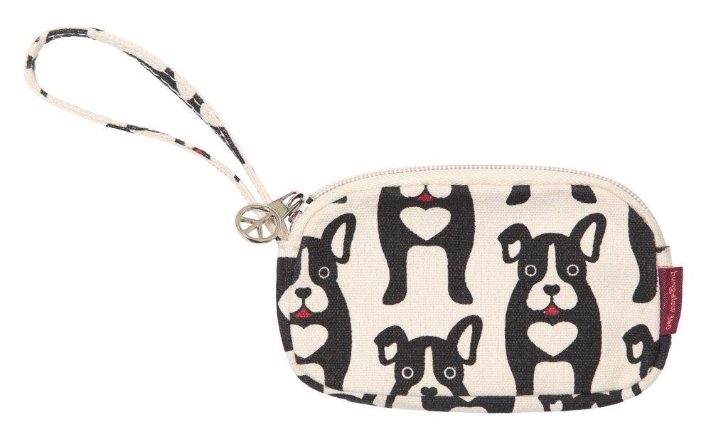 Bungalow360 Mini Clutch/Purse - Boston Terrier
