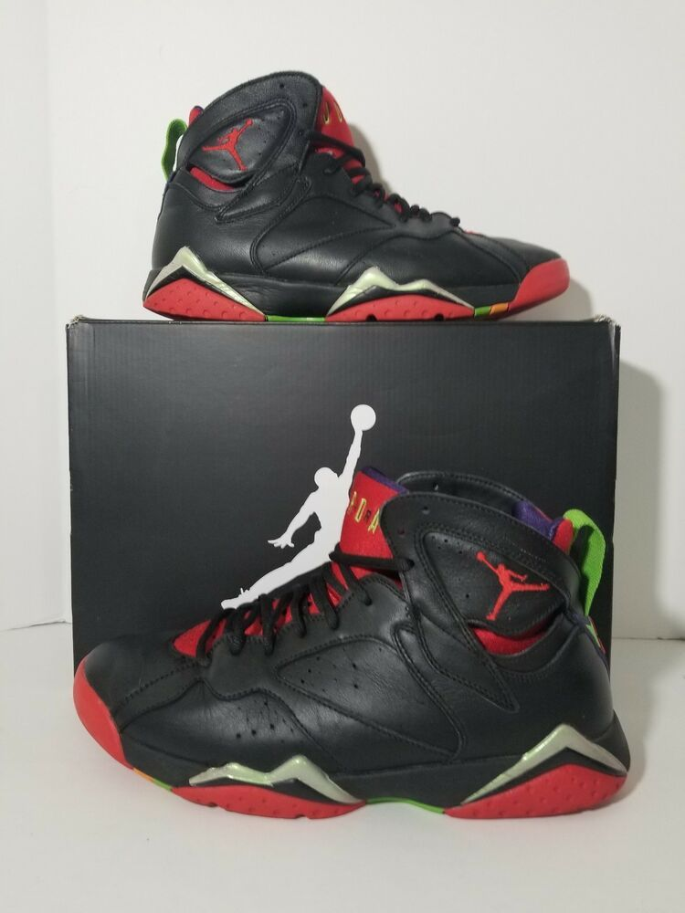 Air Jordan 7 Vii Retro Marvin The Martian 304775 029 Sz 9 5
