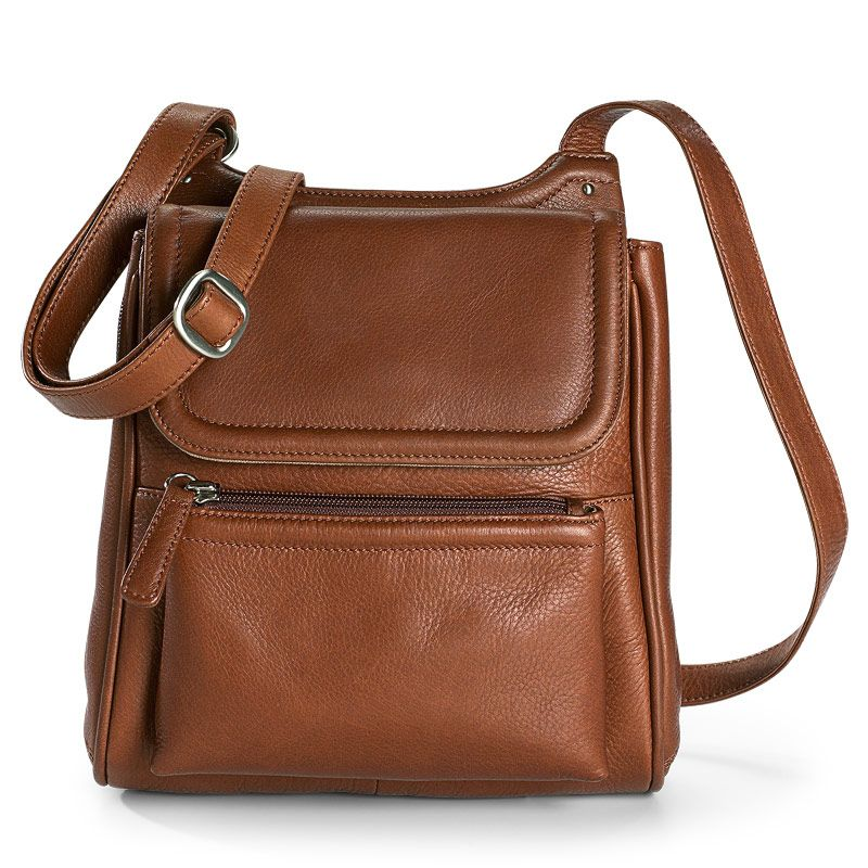Marley Crossbody Organizer The Unflable Women S Leather A Purse In Front Wallet Back It Ideal Bag
