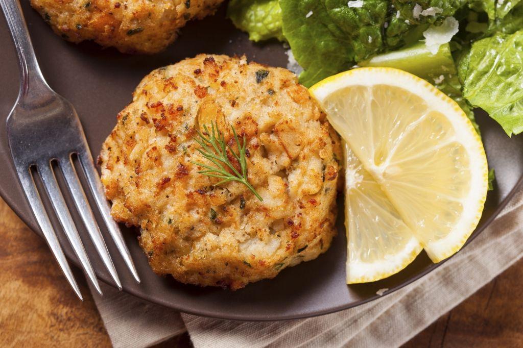 Crab cakes | Marco Beteta | Pescado | Pinterest | Cocinas