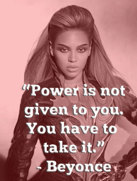Exceptionnel Inspirational Beyonce Quotes
