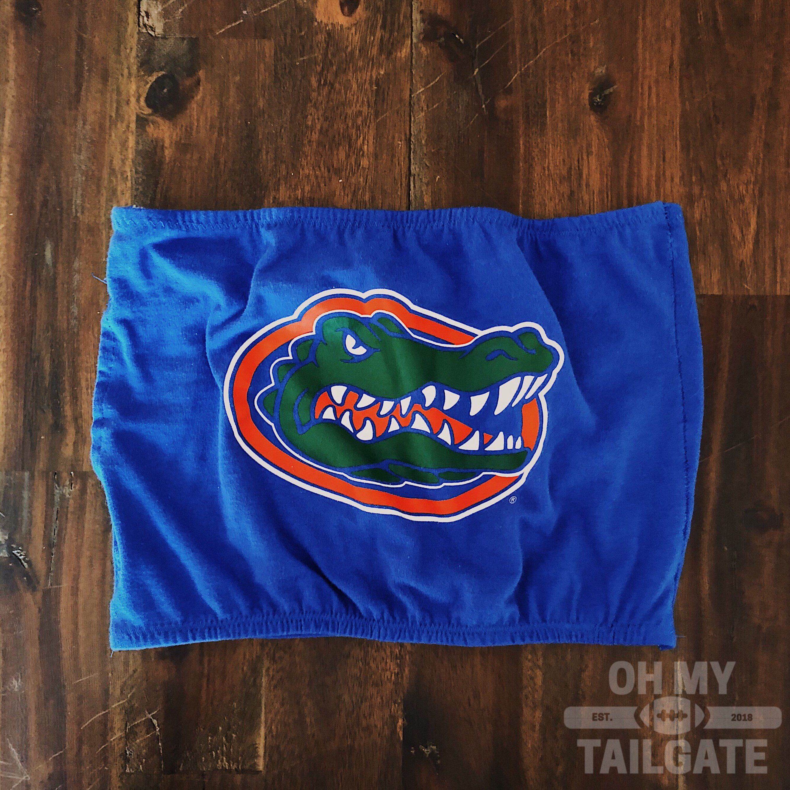 Excited To Share This Item From My Etsy Shop University Of Florida Cropped Stretch Tube Top Uf Gators Game D Tailgate Shirt Gameday Outfit Tailgate Outfit