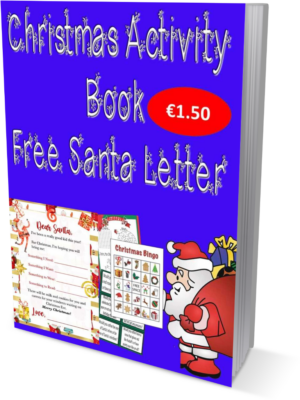 Christmas Activity Booklet Pdf