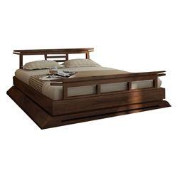 Kondo Teak Platform Bed Japanese Platform Bed Modern Platform Bed Platform Bed Sets