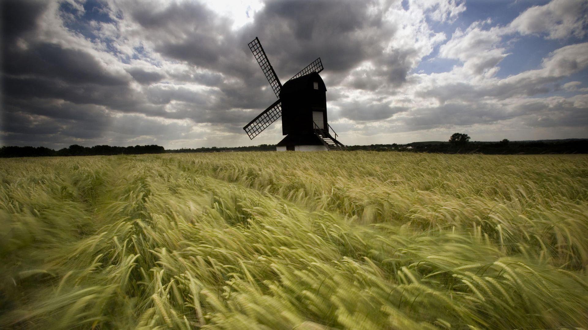 Windmill - 1920x1080