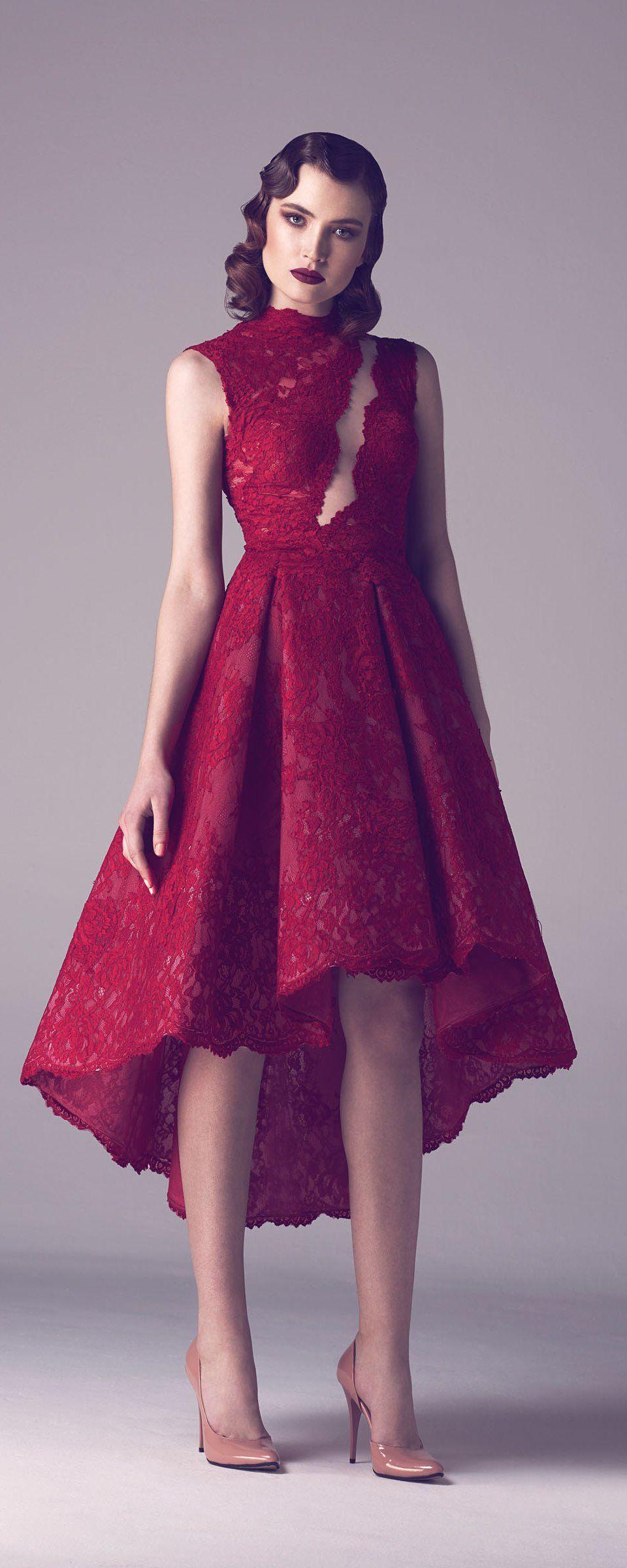 Fadwa Baalbaki Spring-summer 2015 - Couture | Vestidos de noche ...