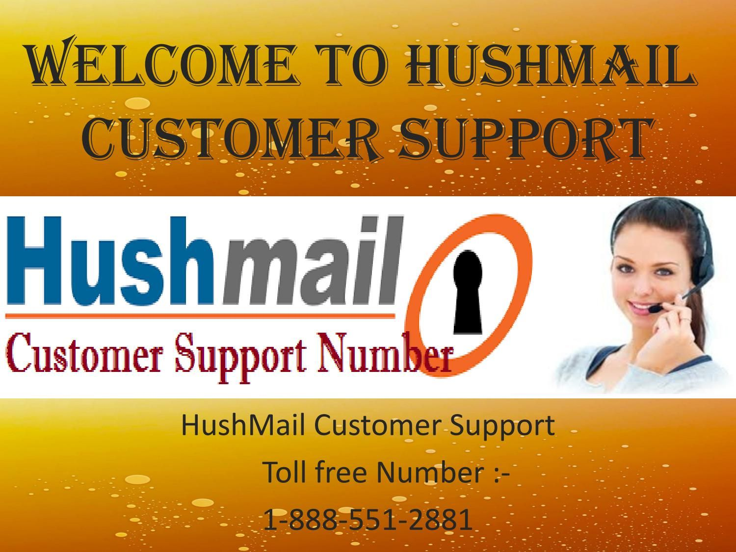 Hushmail customer support phone number Finance tips