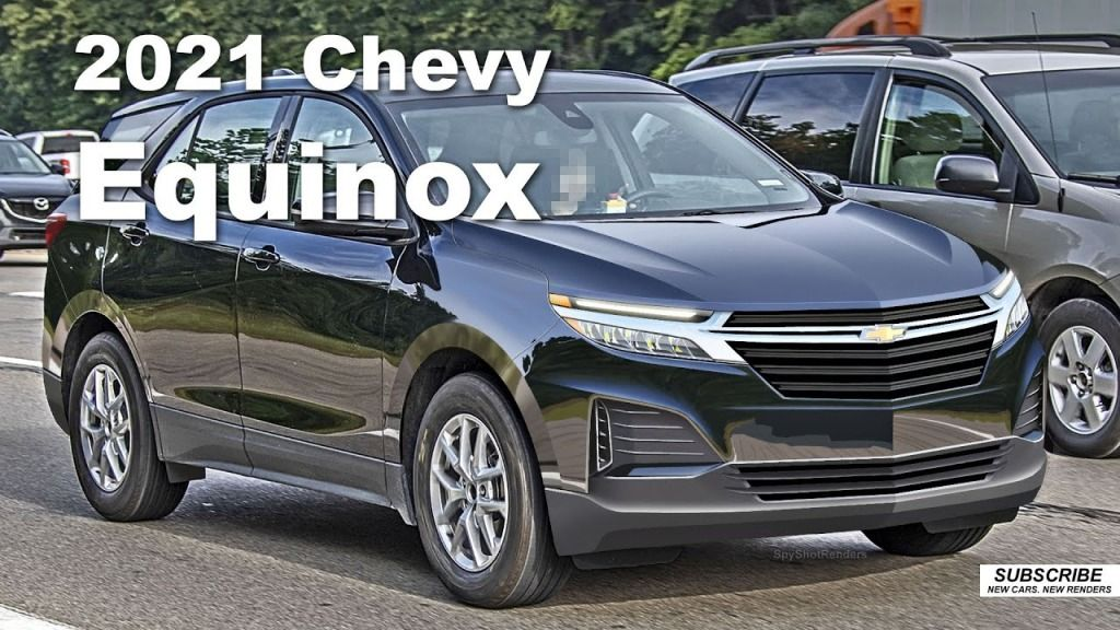 2021 Chevy Equinox Redesign Specs Changes And Price Di 2020
