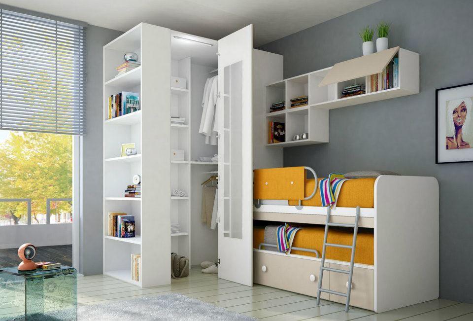 Cabina Armadio Quarto Inferiore : Cabina armadio pokoj pro děti cabina armadio