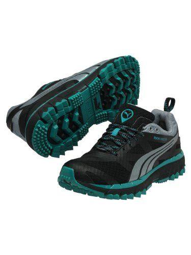 Puma Faas 500 TR GTX Women\u0027s Running Shoes - 6.5 - Black PUMA http:/