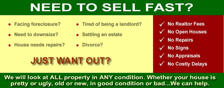 how to sell my property fast