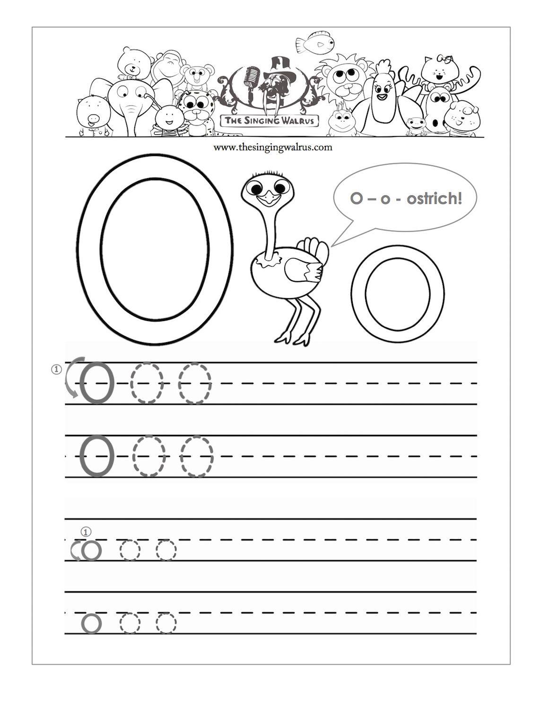 Image Via Thesingwalrus Printable Alphabet Worksheet