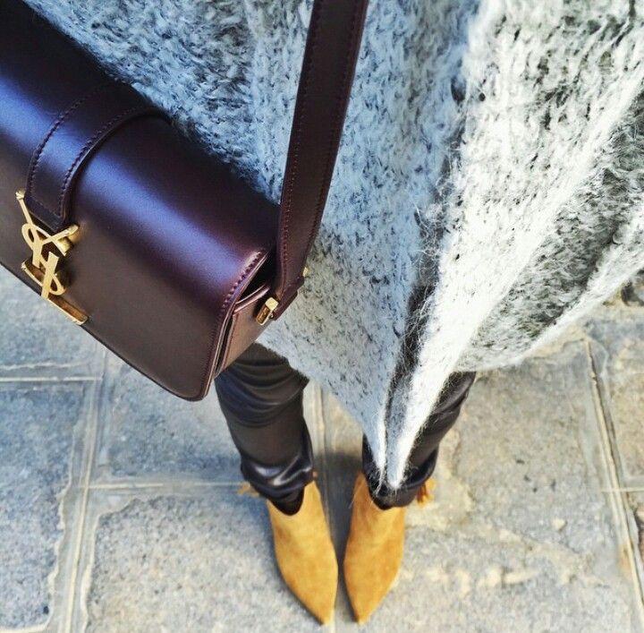 St Laurent Bag
