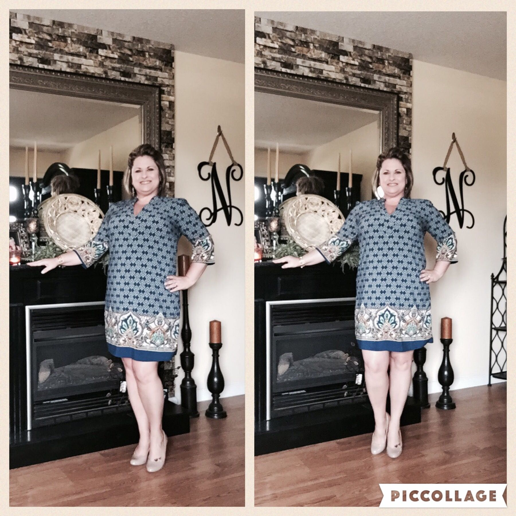 Hey there ! … Wow can you believe it's May . Time please slow down. I hope your Sunday has been relaxing . Today I want to share this awesome dress . The Carnegie Dress is my favo…