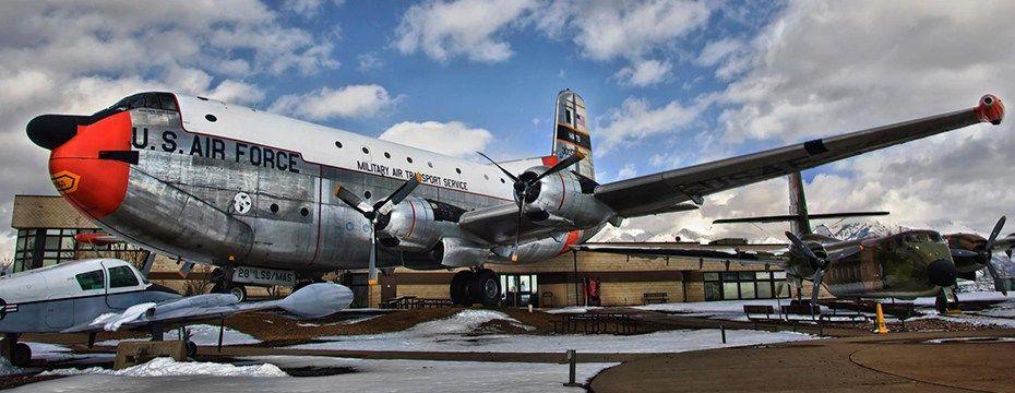 Home - Aerospace Heritage Foundation of Utah