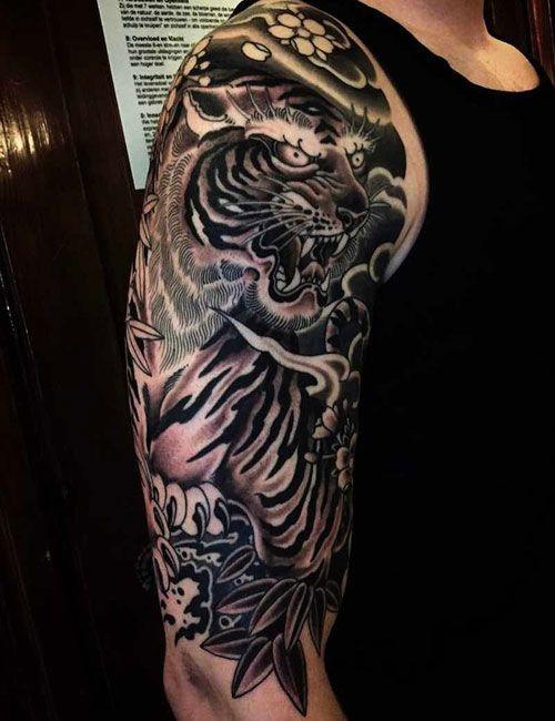 125 Best Half Sleeve Tattoos For Men Cool Ideas Designs 2020 Guide Best Sleeve Tattoos Clock Tattoo Sleeve Cool Half Sleeve Tattoos