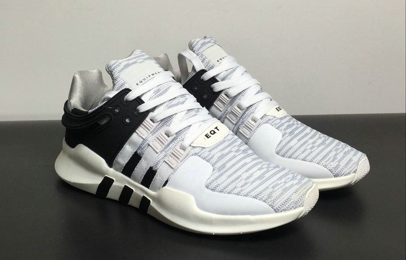 low priced 845b2 6a1a6 Discount Adidas EQT running support 93 Primeknit White Core ...