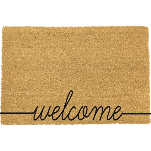 Brambly Cottage Sorensen Country Home Welcome Doormat Door Mat