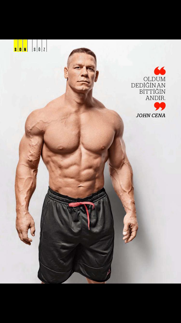 Pin By Jadiel Garcia Fermin On Fitmix Celebrity Workout Routine John Cena John Cena Muscle
