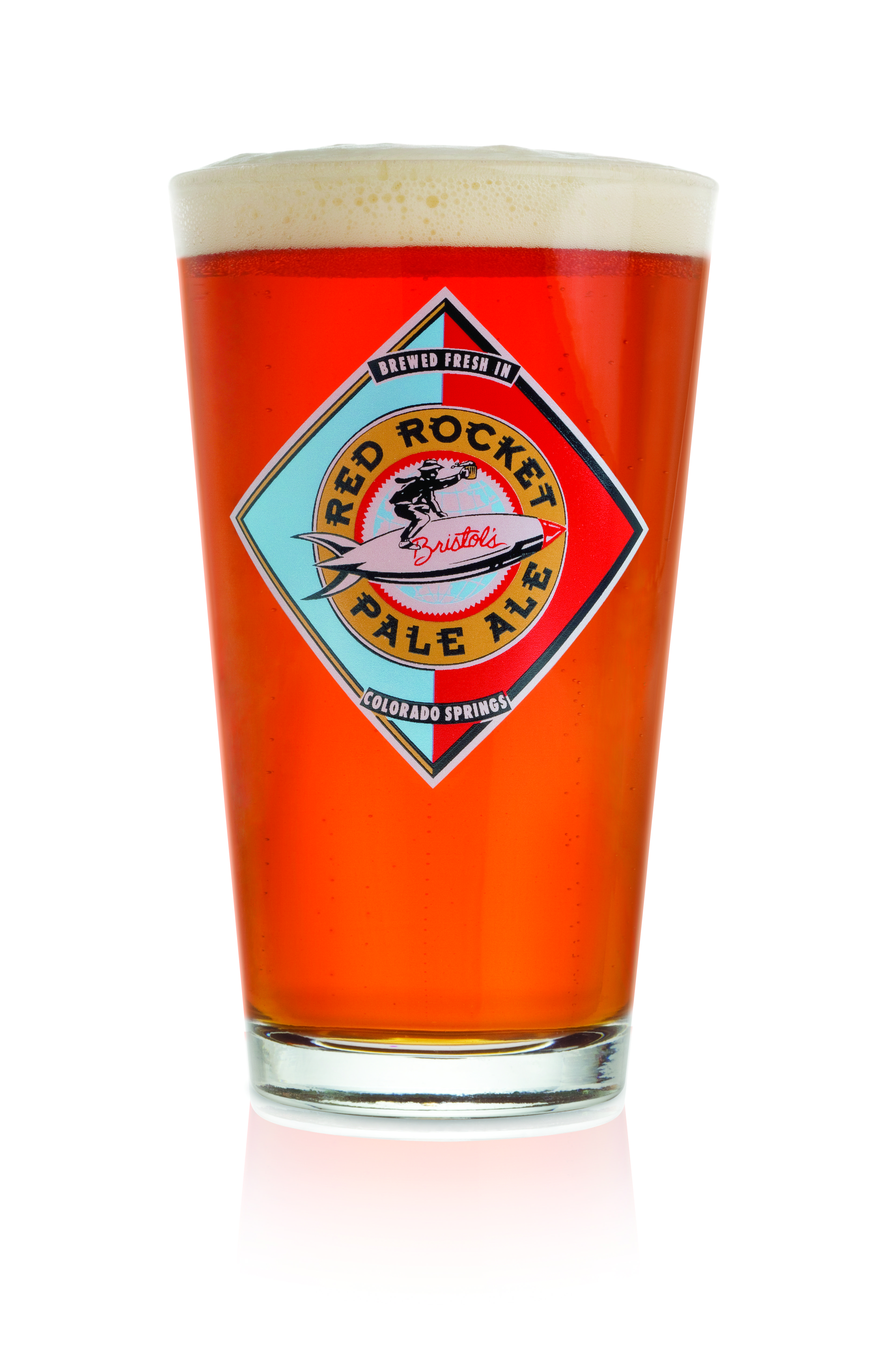 Bristol Brewing Co S Red Rocket Pale Ale Beer Brewing Company Best Beer